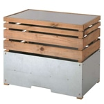 Composteur-Lign-Z-531-200L - Jardiniers Professionnels