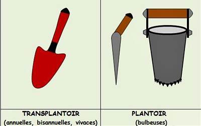 transplantoir-plantoir - Professionnels A Domicile