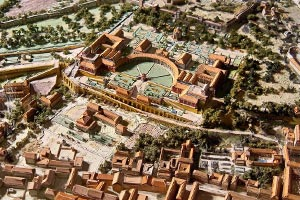 jardins de lucullus ; jardin romain à Naples - Professionnels A Domicile