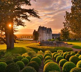 le château d'Amboise ; jardins de la renaissance française - Professionnels A Domicile