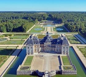 Jardins du château de Vaux le Vicomte - Professionnels A Domicile