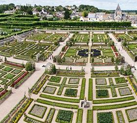 chateau de Villandry jardins de la renaissance française - Professionnels A Domicile