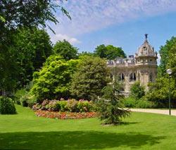 jardin des champs élysées ; jardins paysagers de 1850 à 1910 - histoire des jardins - Professionnels A Domicile