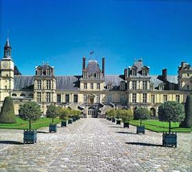 jardin du Château de Fontainebleau de la renaissance française - Professionnels A Domicile
