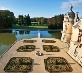 les jardins du château de Chantilly - Professionnels A Domicile