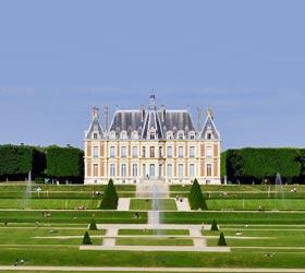 jardins du château de Sceaux - Professionnels A Domicile