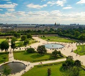 Les jardins des Tuileries - Professionnels A Domicile