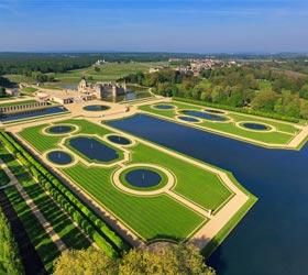 les jardins du domaine de Chantilly - Professionnels A Domicile