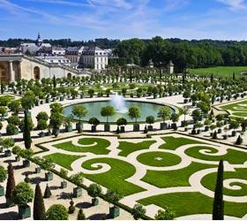 Les jardins de Versailles - Professionnels A Domicile