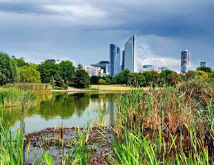 parc André Malraux parcs et jardins contemporains - Professionnels A Domicile