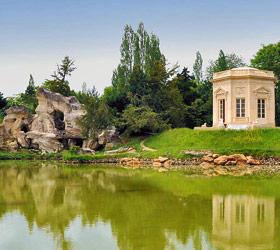parc du petit Trianon à Versailles - Professionnels A Domicile