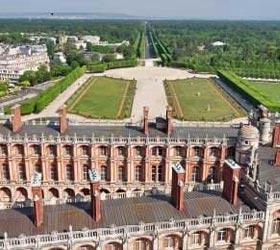 parc de St Germain en Laye jardins de la renaissance française - Professionnels A Domicile