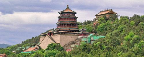 Jardin du Palais d'Eté à Pékin - Jardins chinois ; histoire des jardins - Professionnels A Domicile