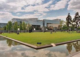 parc andré citroen à Paris parcs et jardins contemporains depuis 1980 - Professionnels A Domicile