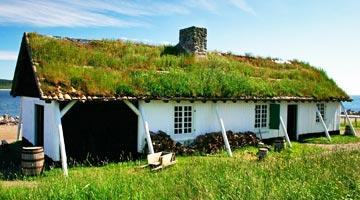 toiture végétale ou toit végétalisé ou éco toit ; parcs et jardins contemporains depuis 1980 - Professionnels A Domicile