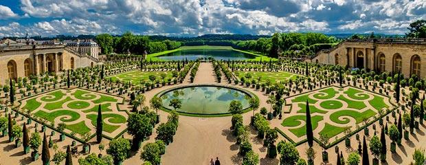 Jardins classiques la fran aise histoire des jardins - Histoire des arts les jardins de versailles ...