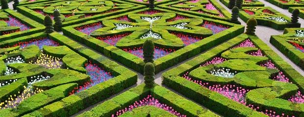jardins de la renaissance française - Jardiniers Professionnels