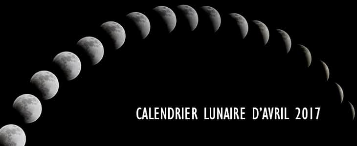 calendrier lunaire d 39 avril 2017 jardiner avec la lune jardiniers professionnels. Black Bedroom Furniture Sets. Home Design Ideas