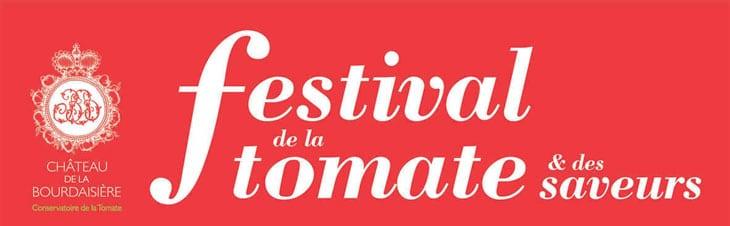 affiche festival tomates et saveurs