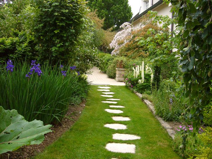 paysage jardin