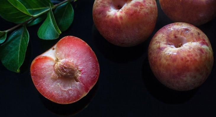 pluot fruits hybrides