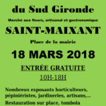 Floralies en Gironde événements jardin en mars 2018