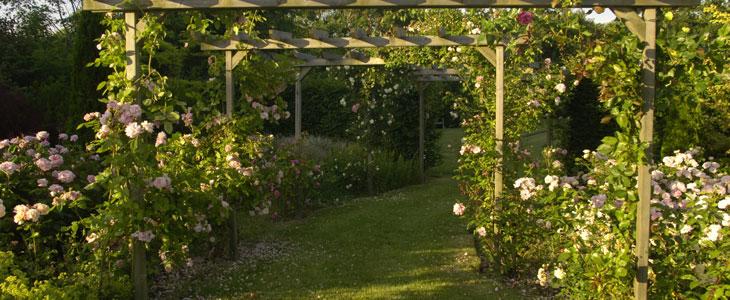 Jardin anglais - Plantes pour un Jardin Anglais