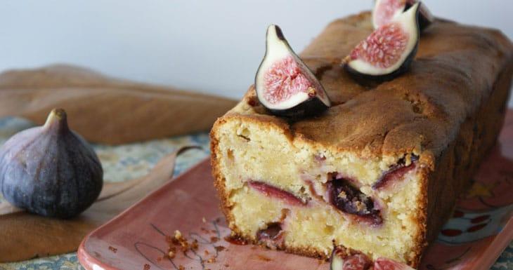 cake à la figue cuisiner la figue