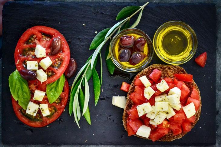 salade de tomates recettes de tomates