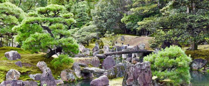 jardins japonais à visiter en France