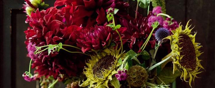 Idées bouquets de fleurs