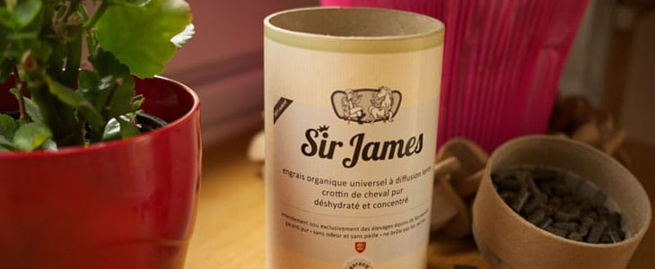 engrais naturel sir james