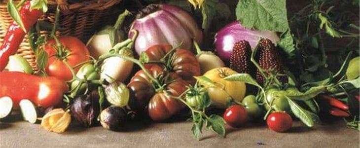 Variétés anciennes du potager et du verger