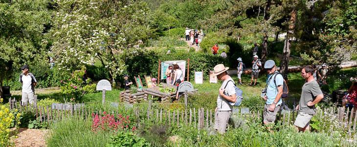 Terre vivante - Jardins Écologiques de Terre Vivante