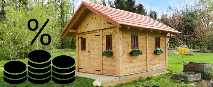 Taxe Abri de Jardin 2019 - Hausse de la Taxe Abri de Jardin