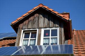 jardin solaire - capteurs solaires photovoltaïques