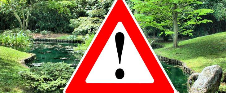 Dangers du Jardin - Différents Dangers du Jardin