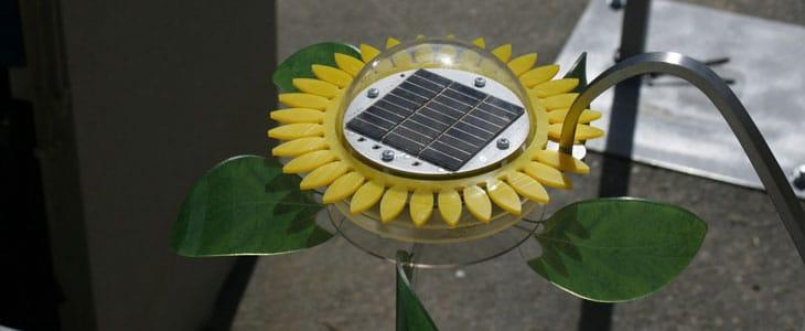 Jardin solaire - Créer un Jardin avec l'énergie Solaire