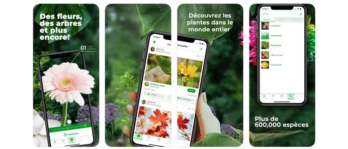 plantsnap application