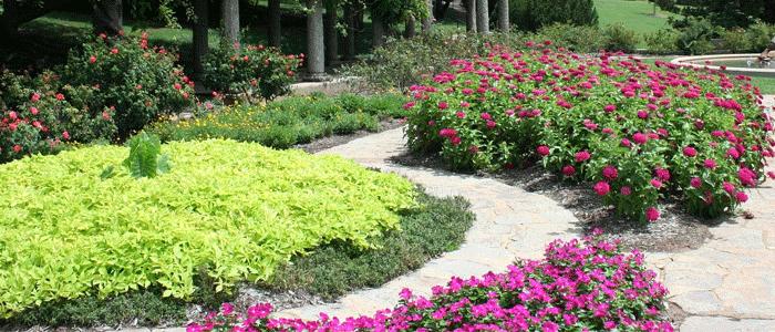 contrat jardinage