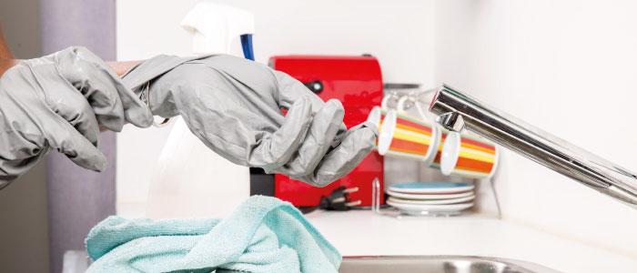 Ménage service à la personne