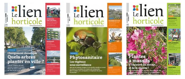 lien horticole magazine