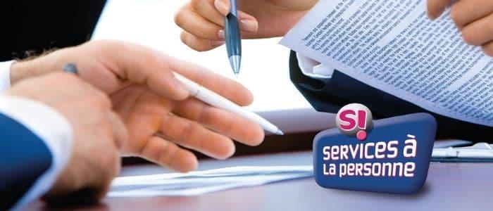 Création entreprise service à la personne